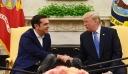 Τσίπρας προς Τραμπ: Στρατηγικός εταίρος των ΗΠΑ η Ελλάδα