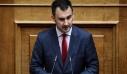 Χαρίτσης: «Όπου δεν χωράνε επικοινωνιακές παράτες δυσκολεύεται η κυβέρνηση Μητσοτάκη»