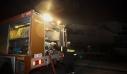 Θεσσαλονίκη: Φωτιά τα ξημερώματα σε τρία φορτηγά κι ένα αυτοκίνητο