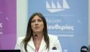 Ζωή Κωνσταντοπούλου για κορονοϊό: Έγιναν τεράστια βήματα, με συντεταγμένο τρόπο και συνεπή ενημέρωση