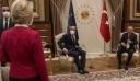 Ο Σαρλ Μισέλ «δικαιολογεί» τον Ερντογάν για την φον ντερ Λάιεν – «Αυστηρή ερμηνεία του πρωτοκόλλου»