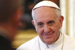 Ο Πάπας συνάντησε τον Αναστασιάδη…
