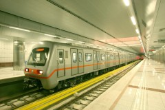 Κλειστοί αύριο κάποιοι σταθμοί του μετρό