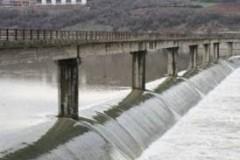 Αύξηση των υδάτων των ποταμών Άρδα και Έβρου λόγω υπερχείλισης του φράγματος ''Ιβαήλοβγκραντ'' (21/4/2014)