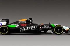 Συνεργασία μεταξύ Smirnoff και Force India και υπογραφή συμβολαίου