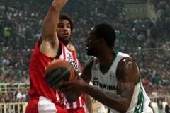 Ο Παναθηναϊκός επικράτησε στον 5ο τελικό και στέφθηκε πρωταθλητής Ελλάδας 2014 στο Μπάσκετ