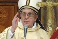 Πάπας: Καταδίκασε την διαφθορά σε καθολικό συνέδριο