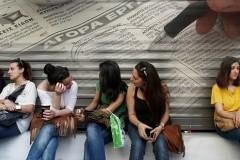 Έπεσε οριακά η ανεργία σύμφωνα με την ανακοίνωση της ΕΛΣΤΑΤ