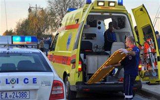 Τροχαίο με τραυματισμό στην Πρέβεζα