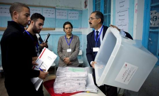 Βουλευτικές εκλογές στην Τυνησία