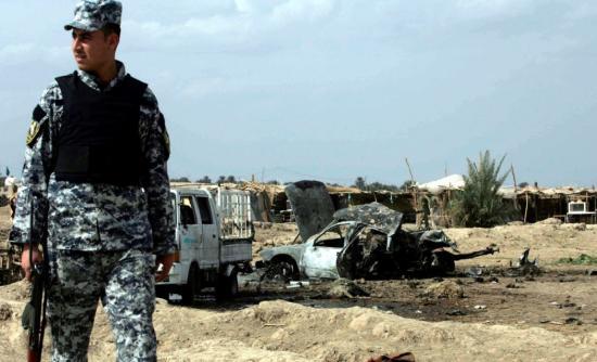 Μάχες στρατού και τζιχαντιστών δυτικά της Βαγδάτης