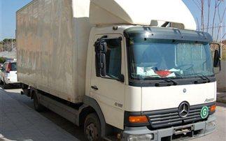 Ανεξέλεγκτη η κυκλοφορία φορτηγών στην Ελλάδα