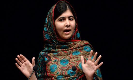 Κοντά στα παιδιά της Γάζας η Μαλάλα