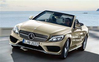 Η νέα Mercedes C-Class Cabriolet