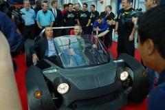 Το πρώτο αυτοκίνητο από 3D εκτυπωτή