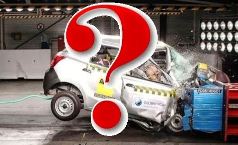 Ποιο αυτοκίνητο απέτυχε πλήρως και βαθμολογήθηκε    με το απόλυτο 0 στα crash test..;