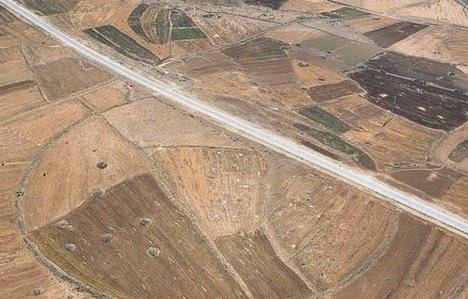 Οι μυστηριώδεις κυκλικές κατασκευές της Ιορδανίας [Photos]
