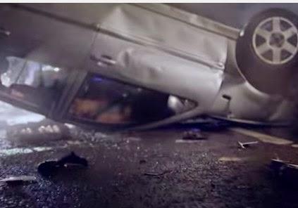 ΘΑ ΑΝΑΤΡΙΧΙΑΣΕΤΕ – Δείτε το ΣΥΓΚΛΟΝΙΣΤΙΚΟ βίντεο για την οδήγηση υπό μέθη!! [βίντεο]