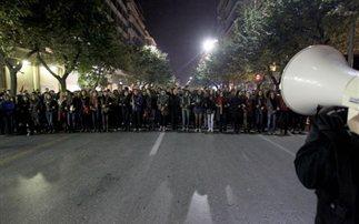 Κυκλοφοριακές ρυθμίσεις στη Θεσσαλονίκη λόγω Πολυτεχνείου