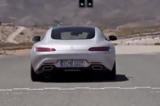 Mercedes AMG GTS Λειτουργία Αγώνας..; Επιτάχυνση από τη γραμμή [βίντεο]