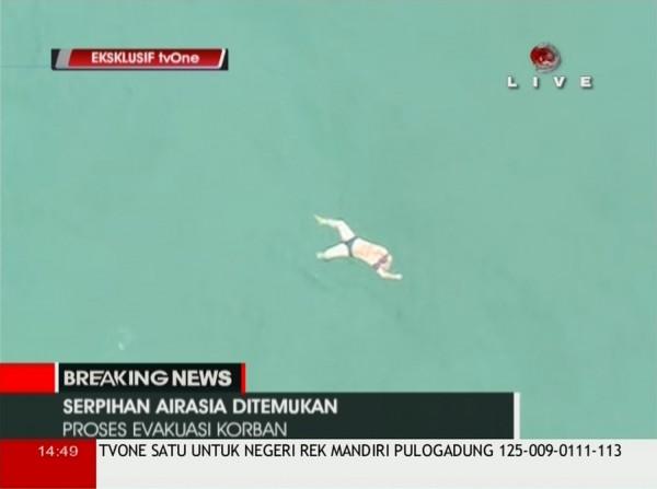 ΣΚΛΗΡΕΣ ΕΙΚΟΝΕΣ – Πτώματα επιπλέουν στη θάλασσα…Τραγικό τέλος για 162 επιβάτες…[pics+βίντεο]