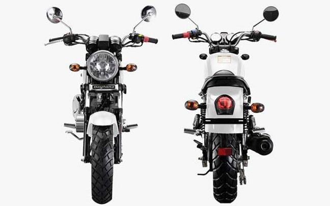 Μοτοσικλέτα μινιατούρα για αστικές μετακινήσεις!!