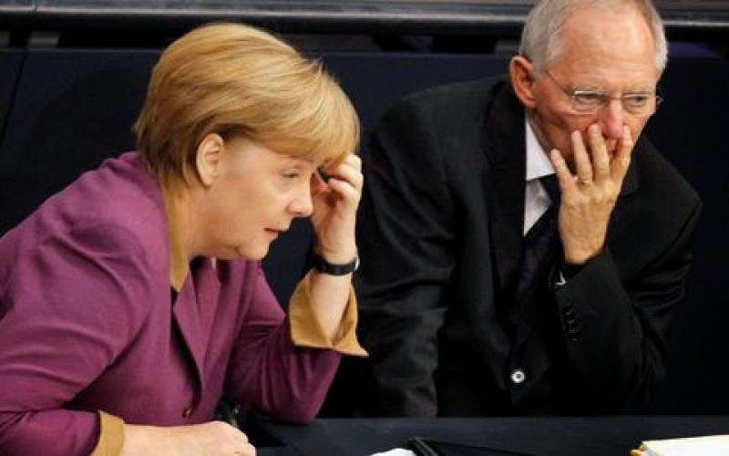 Γιατί το Βερολίνο αποφεύγει να σχολιάσει τις πολιτικές εξελίξεις στην Ελλάδα..;