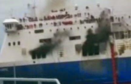 ΠΡΙΝ ΛΙΓΟ – Οκτώ οι νεκροί στο Norman Atlantic – Θρίλερ για 39 αγνοούμενους… [pic]