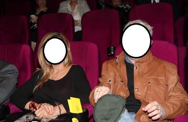 Ποιον αγαπημένο ηθοποιό συλλάβαμε μαζί με τη σύζυγο του στο σινεμά..;