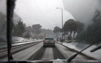 Χιόνι και παγετός σε Κεντρική και Δυτική Μακεδονία