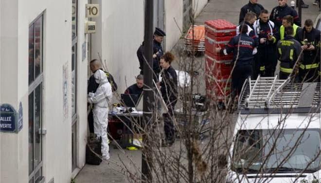 Bild – Προοίμιο χτυπημάτων στην Ευρώπη οι επιθέσεις στη Γαλλία