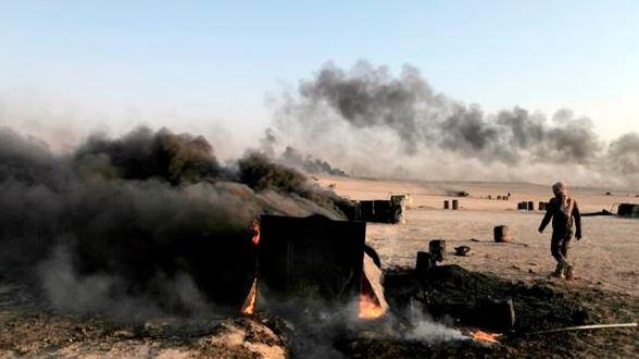 Νεκροί στρατιώτες της Χεζμπολάχ από ισραηλινό  κτύπημα – Συρία