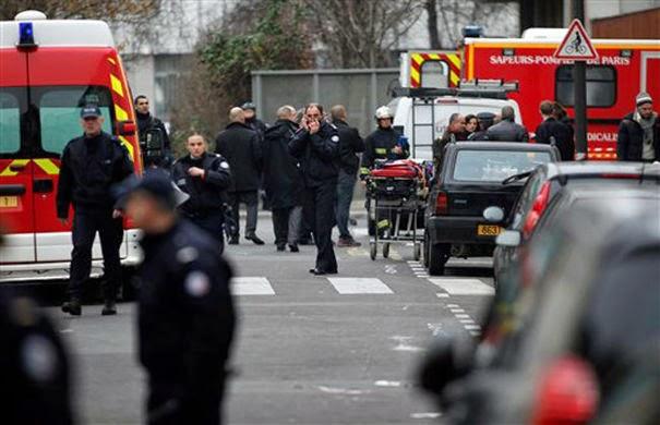 """Γιατί έχει λούσει"""" κρύος ιδρώτας τους Τούρκους μετά από τις επιθέσεις στη Γαλλία..;"""