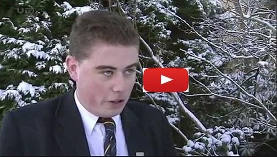 Viral!! Απίστευτη προφορά – Είπε την άποψη του για τον καιρό και έγινε διασημότητα!! (βίντεο)