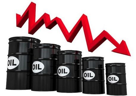 Συνεχίζει να πέφτει διεθνώς η τιμή του πετρελαίου…!!
