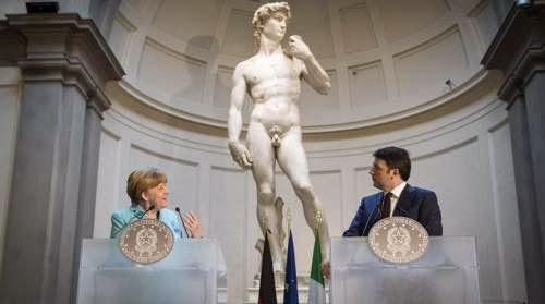Μέρκελ – Περιμένουμε την απόφαση του ελληνικού λαού και θα συνεργαστούμε με όποια κυβέρνηση
