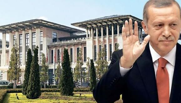 Άλλαξε όνομα στο Λευκό παλάτι – Ερντογάν