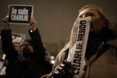 «Je suis Charlie»: 1,5 εκατομμύριο οι διαδηλωτές στην ιστορική πορεία στο Παρίσι