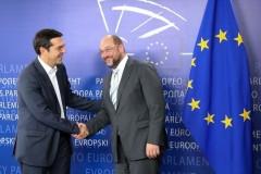 Α.Τσίπρας: «Ασφαλείς διαπραγματεύσεις και εγγύηση μας, η σταθερότητα»