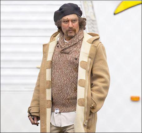 ΑΠΙΣΤΕΥΤΟ – Δείτε πως έγινε ο Johnny Depp – Δεν θα τον αναγνωρίσετε [pic]