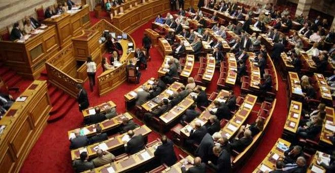 Ορκωμοσία για τη Νέα Βουλή