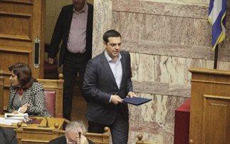Γιατί ο Τσίπρας συγκάλεσε έκτακτη συνεδρίαση της Ολομέλειας