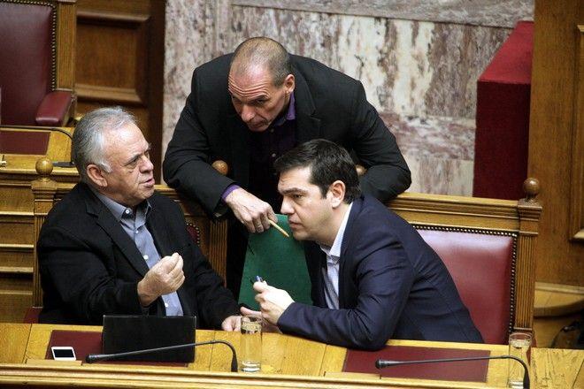 Δραγασάκης: Με συγκεκριμένες και κοστολογημένες προτάσεις στο Eurogroup