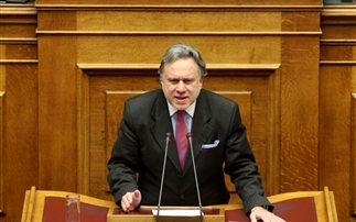 Τέλος στην πολιτική επιστράτευση βάζει ο Κατρούγκαλος