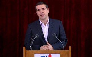 Ο Αλέξης Τσίπρας προανήγγειλε 4.500 προσλήψεις στην Υγεία