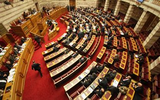 Το βράδυ η ονομαστική ψηφοφορία στη Βουλή