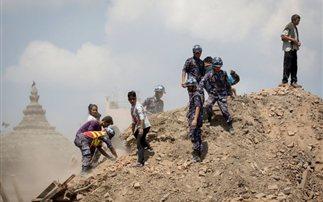Έλληνες διασώστες στο Νεπάλ