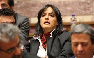 Δεν αποκλείεται να αρνηθεί τον διορισμό της η Παναρίτη