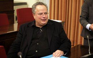Επίσκεψη στη Τουρκία θα πραγματοποιήσει ο Ν. Κοτζιάς
