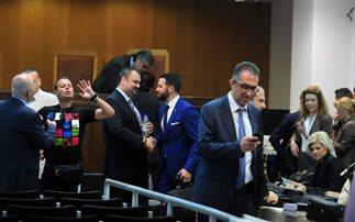 Νέο αίτημα από τον δήμο Κορυδαλλού για μεταφορά της δίκης της Χρυσής Αυγής